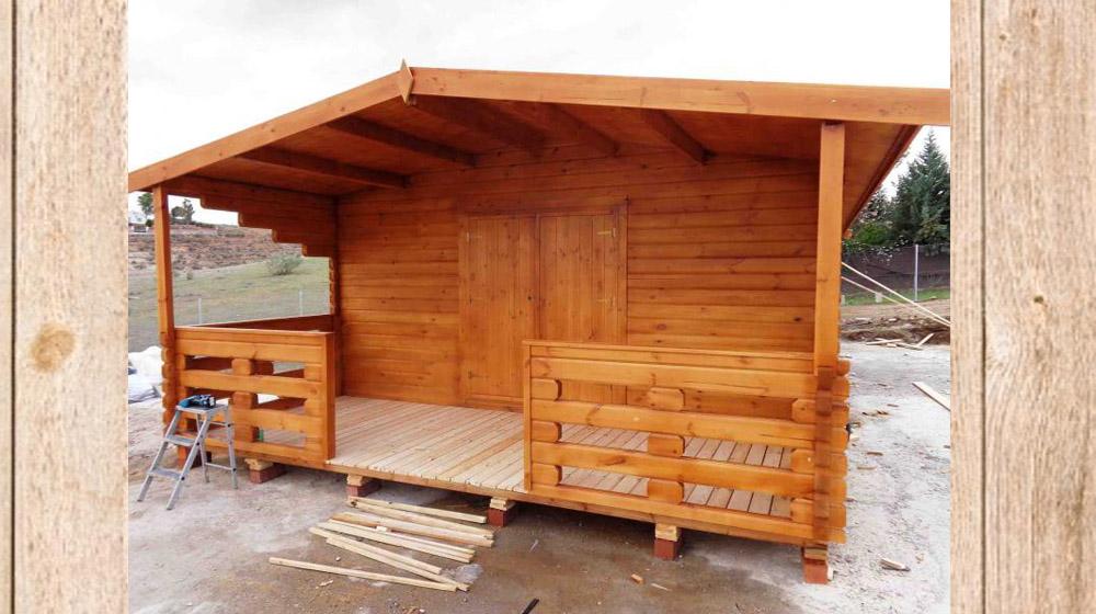 Fabricantes casas de madera - Casa madera barata ...